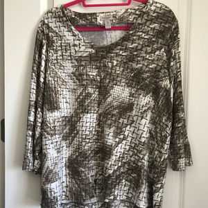 Chico's Easywear Tunic